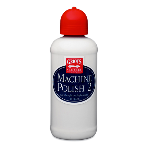 Machine Polish 2 (Mild Polish)