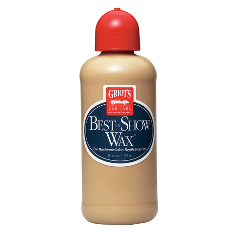 Best of Show Wax
