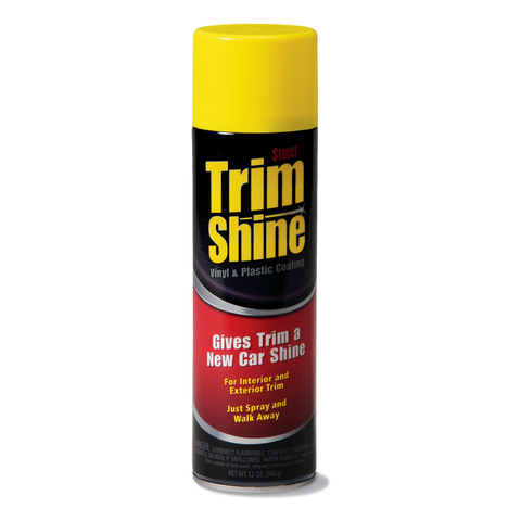 Stoner - Trim Shine (Vinyl & Plastic Coating)