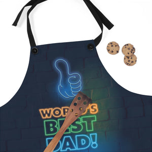 World's Best Dad! Apron