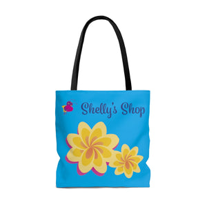 Shelly and Friends Tote Bag