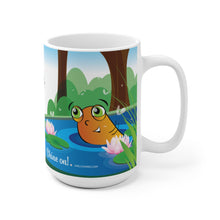 Load image into Gallery viewer, Shine On! Shelly and the Pollywog Mug