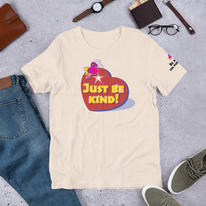 Just Be Kind! Club T-Shirt