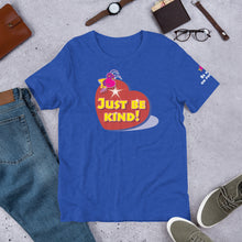 Load image into Gallery viewer, Just Be Kind! Club T-Shirt