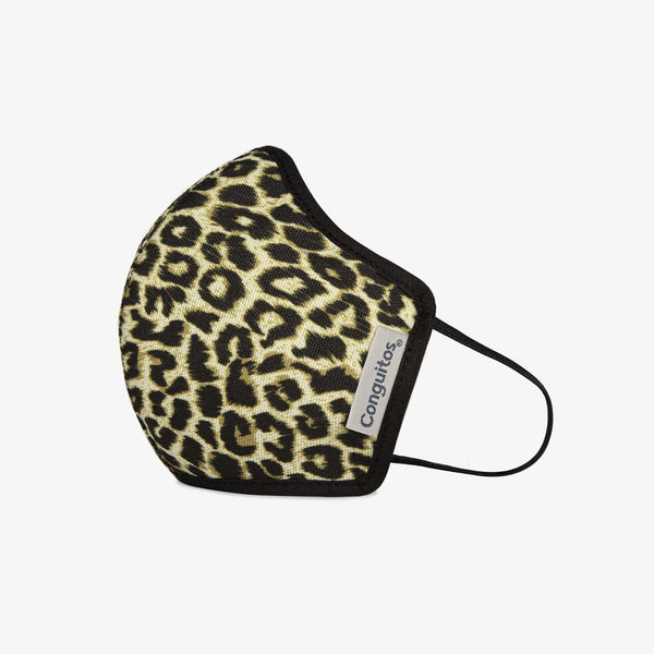 Child's Leopard Conguitos Mask