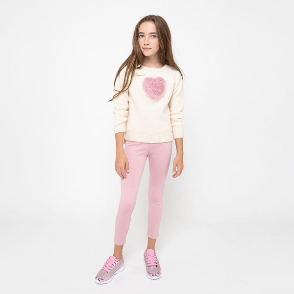 Leggings de Niña Rosa