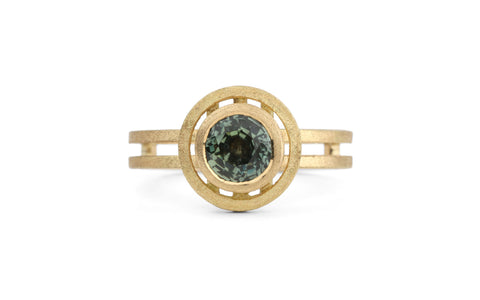 Dark Green Nova Ring - medium