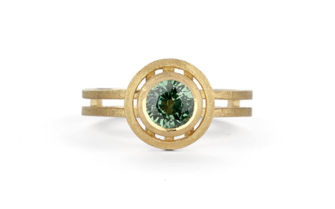 Green Nova Ring - medium