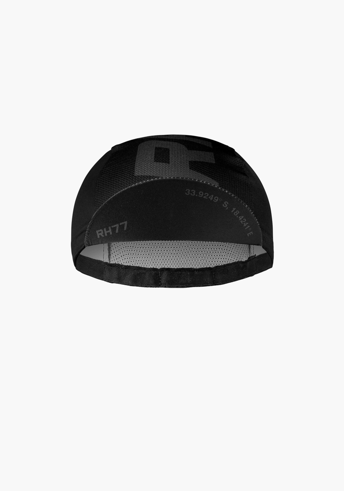 Black Logo Base Cap
