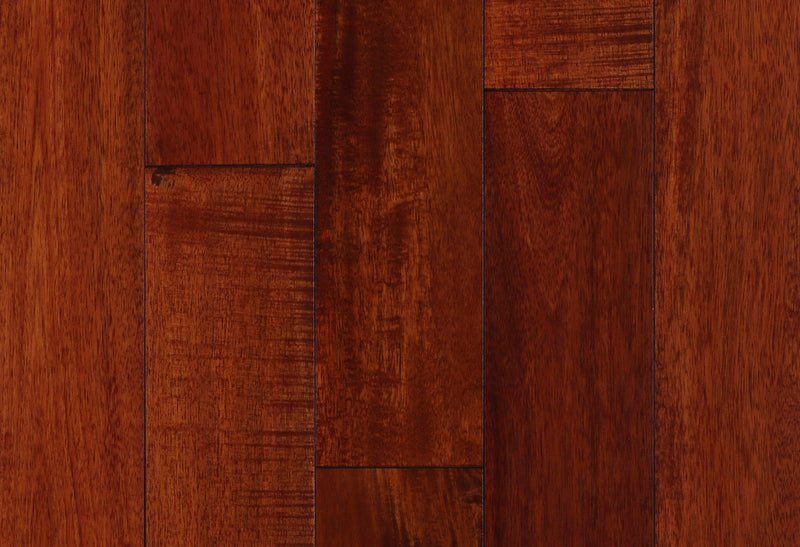 Exotic Mahogany Smooth Solid