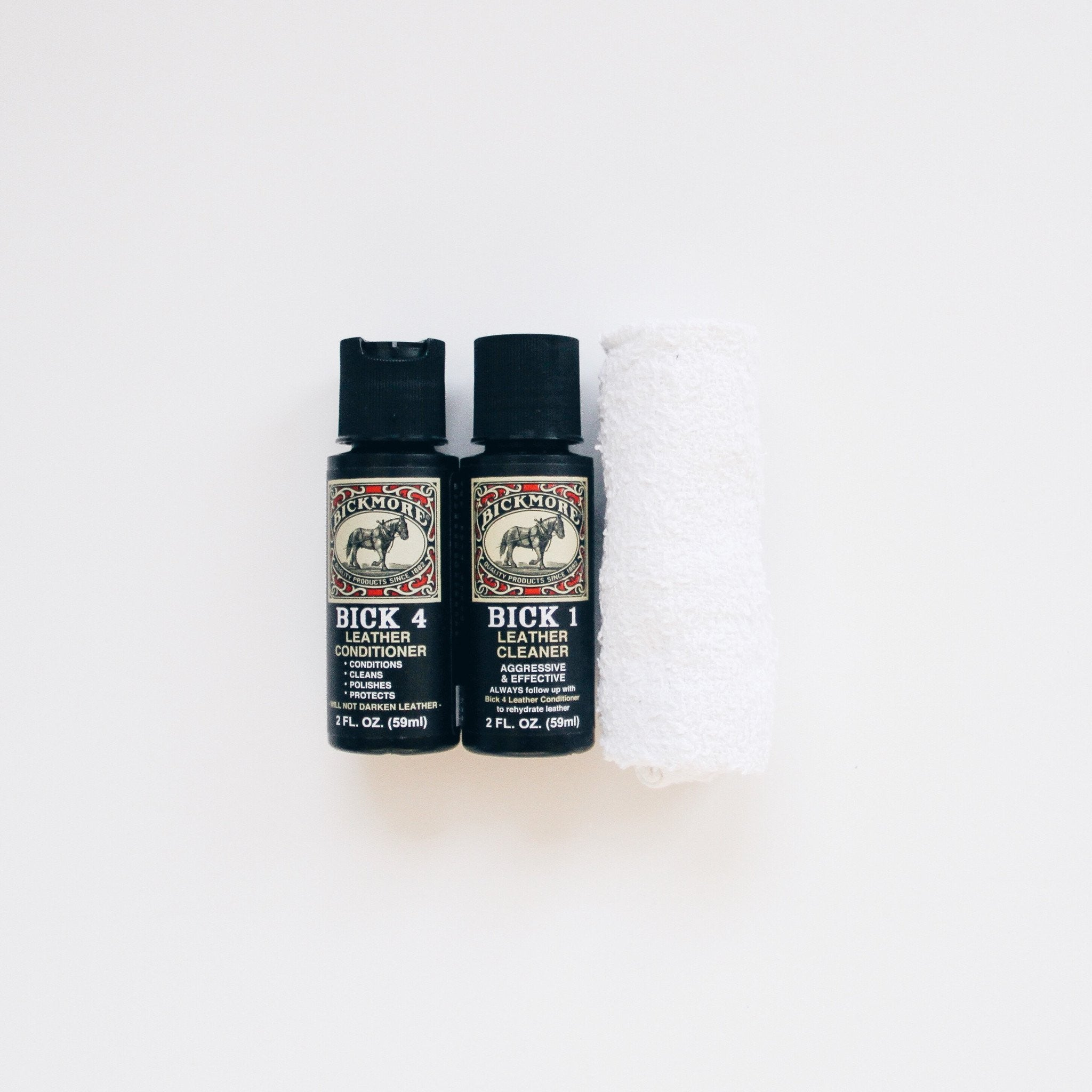 BICKMORE LEATHER CARE
