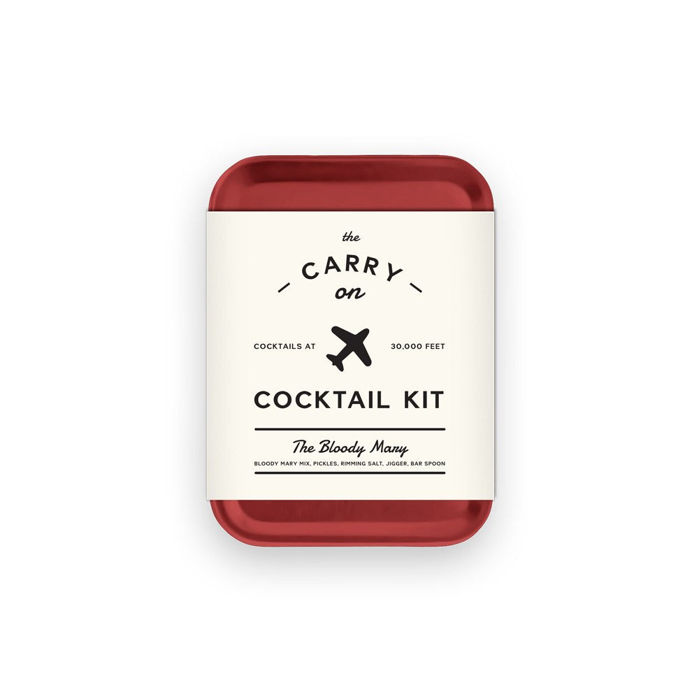 Carry On Cocktail Kit: Bloody Mary