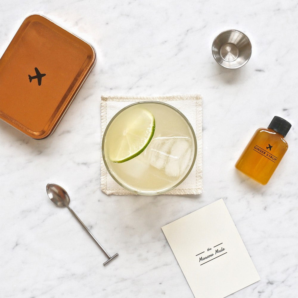 Carry On Cocktail Kit: The Moscow Mule