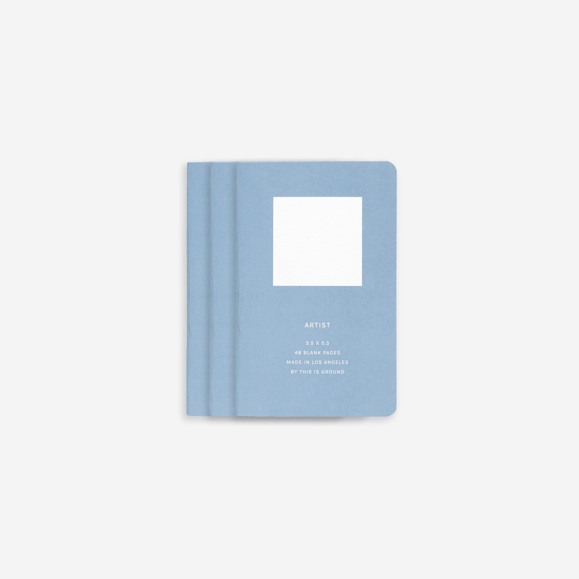 "Notebook 3.5x5.5"" 3-Pack"