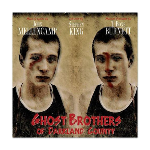 Ghost Brothers of Darkland Hardcover 3-disc (2CD/1DVD) Edition-John Mellencamp