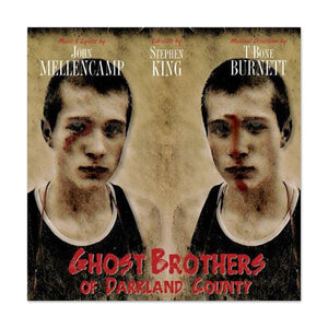 Ghost Brothers of Darkland (Enhanced CD) Standard Edition-John Mellencamp