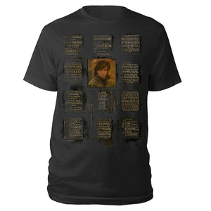 Mellencamp Songs Tee-John Mellencamp