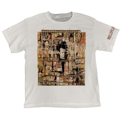 Women's Artwork Tee-John Mellencamp
