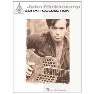 John Mellencamp Guitar Collection Sheet Music-John Mellencamp