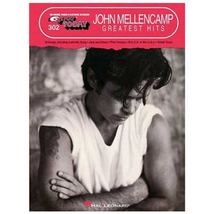 John Mellencamp Greatest Hits: For Organs, Pianos & Electronic Keyboards (E-Z Play Today 302)-John Mellencamp
