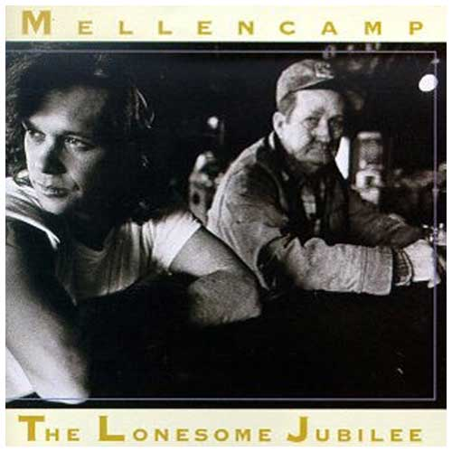 The Lonesome Jubilee-John Mellencamp