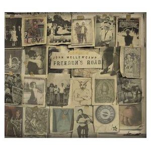 Freedom's Road CD-John Mellencamp