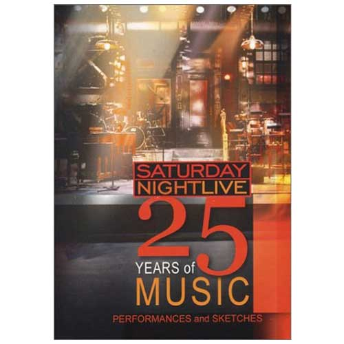 Saturday Night Live - 25 Years of Music DVD-John Mellencamp