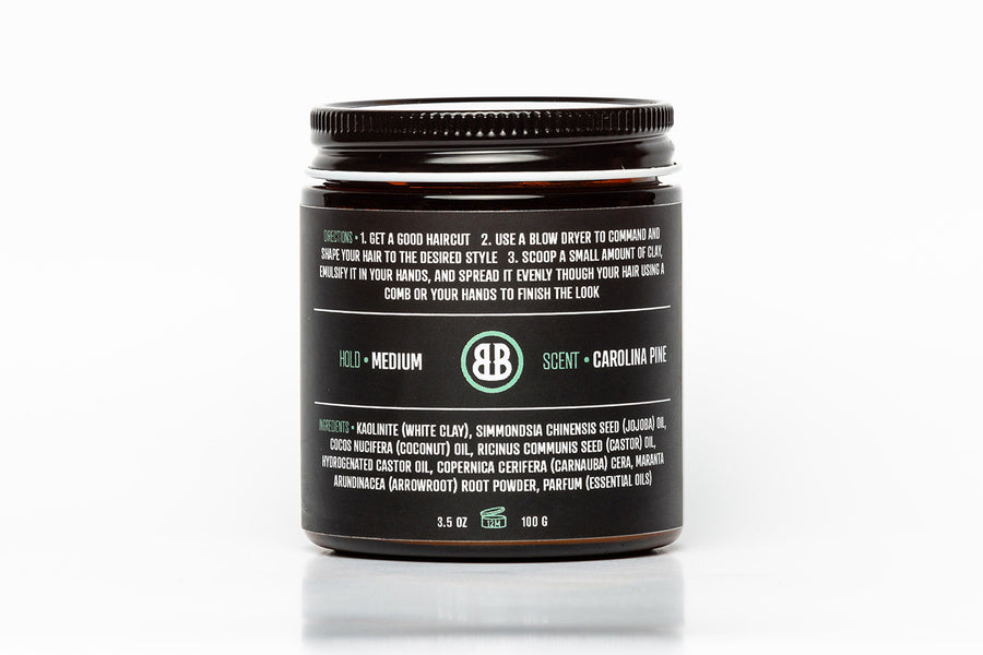 Beautiful Bastard Matte Clay Pomade