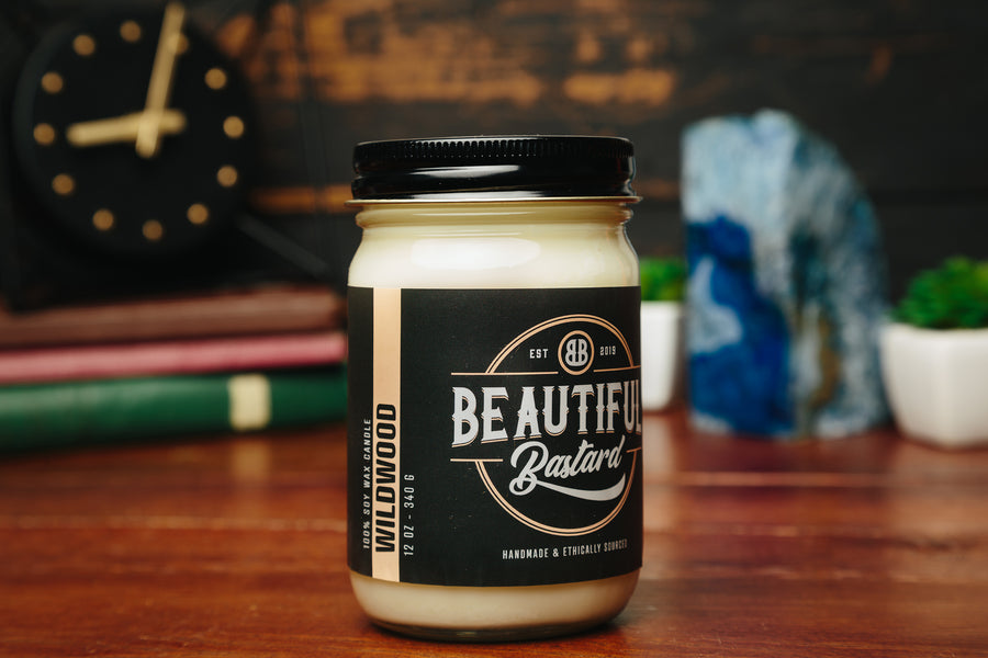 Beautiful Bastard Candle