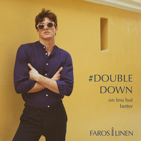 Double Down on Less but Better