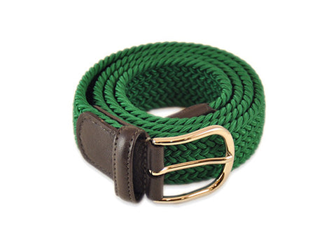 Anderson's Woven Belt - Green