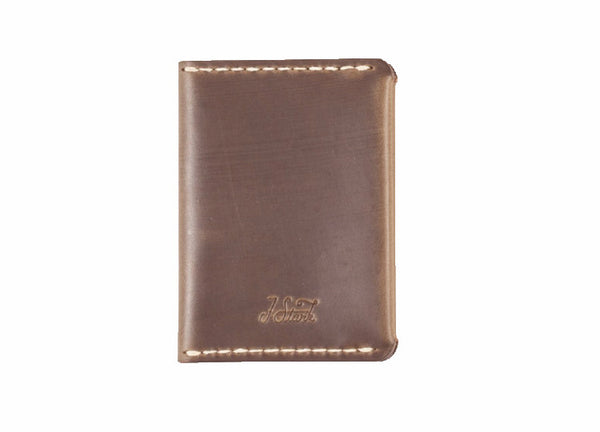 J. Stark Hough Bifold Wallet - Dark Steel