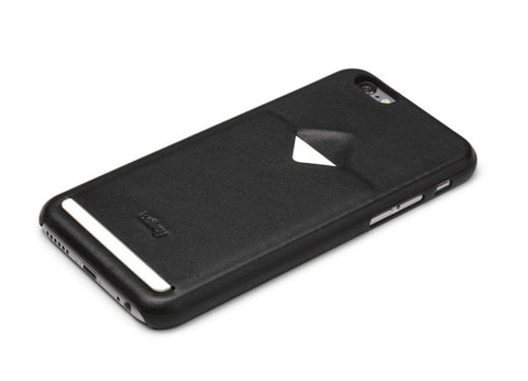 Bellroy 1 Card Phone Case - i6 - Black