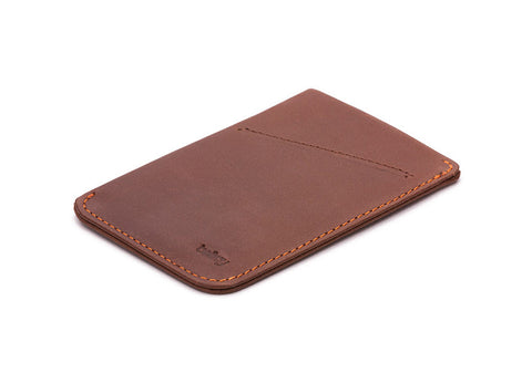 Bellroy Card Sleeve - Cocoa