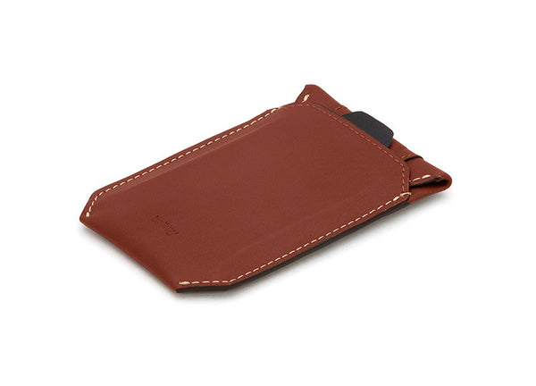 Bellroy Elements Sleeve - Cognac