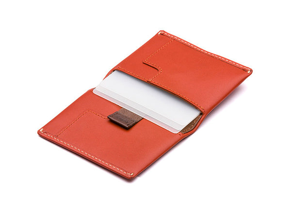 Bellroy Slim Sleeve Wallet - Tamarillo