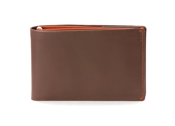Bellroy Travel Wallet - Mocha