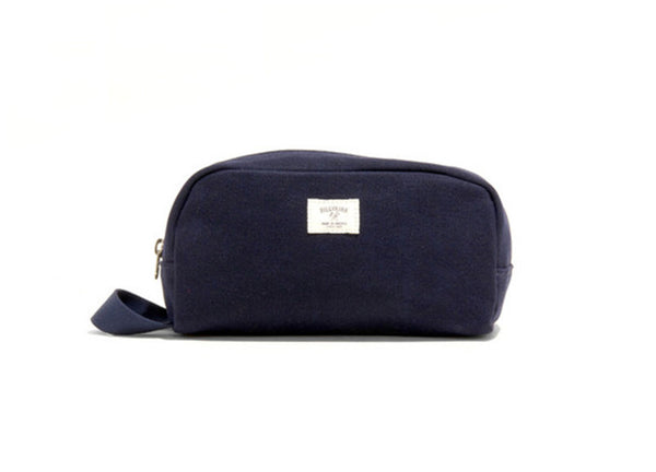 Billykirk Dopp Kit - Navy & Black