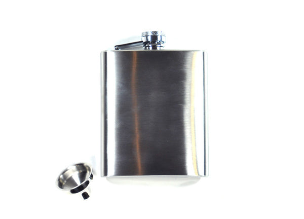 Concord Mirage Stainless Steel Flask - 7oz