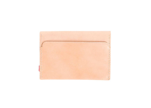 Herschel Jacks Natural Card Envelope