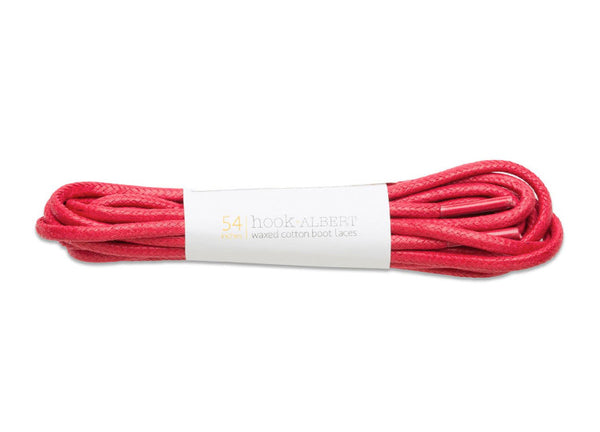 Hook + Albert Boot Laces - Fire