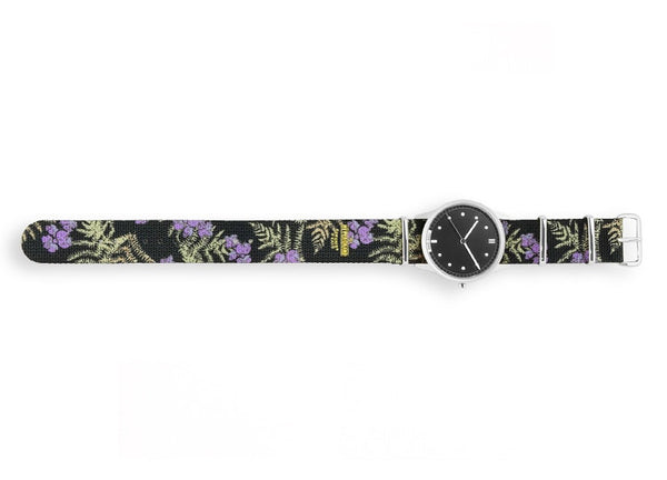 Hypergrand Electric Orchid Watch