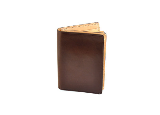 Il Bussetto Compact Wallet - Brown
