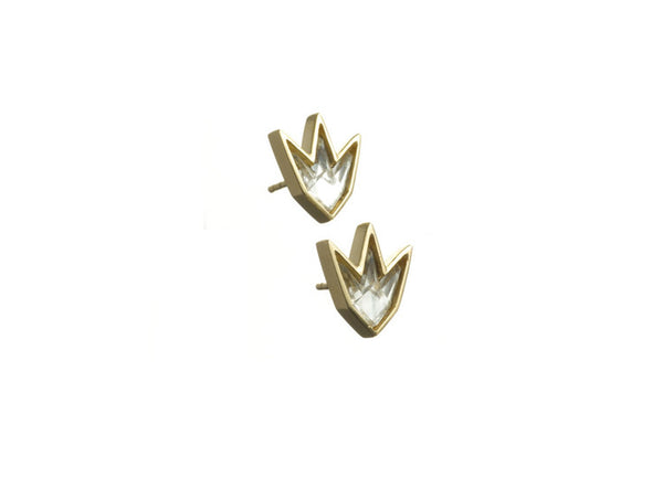 Inez By Boe Revival Claw Earrings