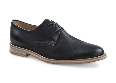 J Shoes Lore Men's Oxfords - Black