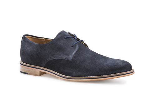 J Shoes Lore Men's Oxfords - Navy
