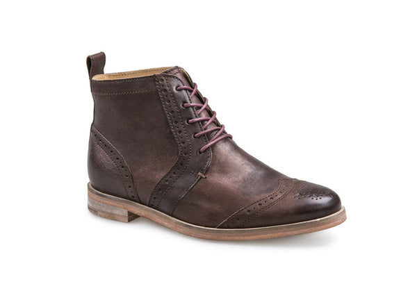 J Shoes Olympias Women's Boots - Java & Copper