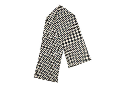 Jo Gordon Geometric Shawl - Lugano