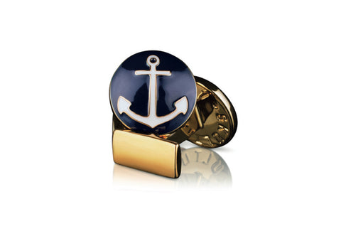 Skultuna Anchor Cufflinks