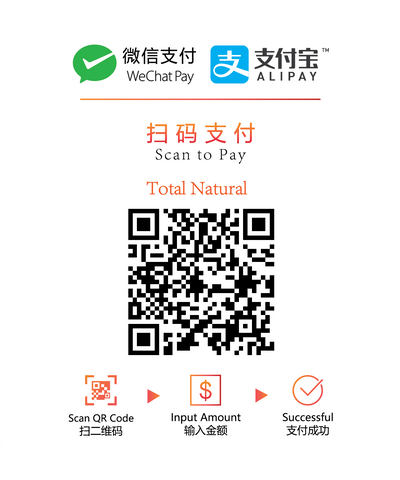 Alipay & WeChat Pay - Total Natural